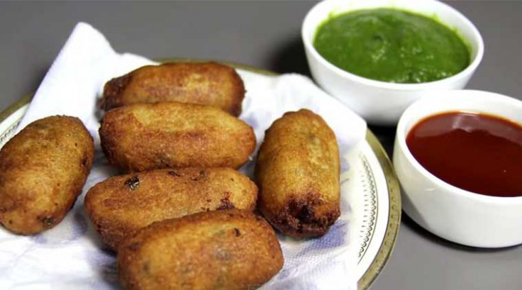 Express Recipes: How to make Paneer Bread Roll | Lifestyle ..