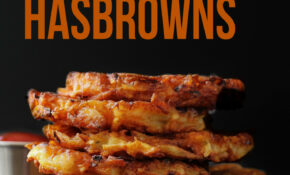 Extra Crispy Restaurant Style Hashbrown Patties – Dinner Recipes Using Frozen Hash Browns