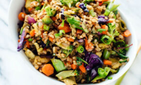 Extra Vegetable Fried Rice – Cookie And Kate – Vegetarian And Rice Recipes