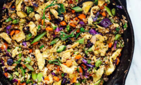 Extra Vegetable Fried Rice – Cookie And Kate – Vegetarian Food Recipes