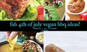 Fabulous 12th of July Vegan BBQ Ideas! | yumsome