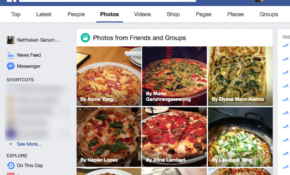 Facebook's AI now lets you search for photos by their ...