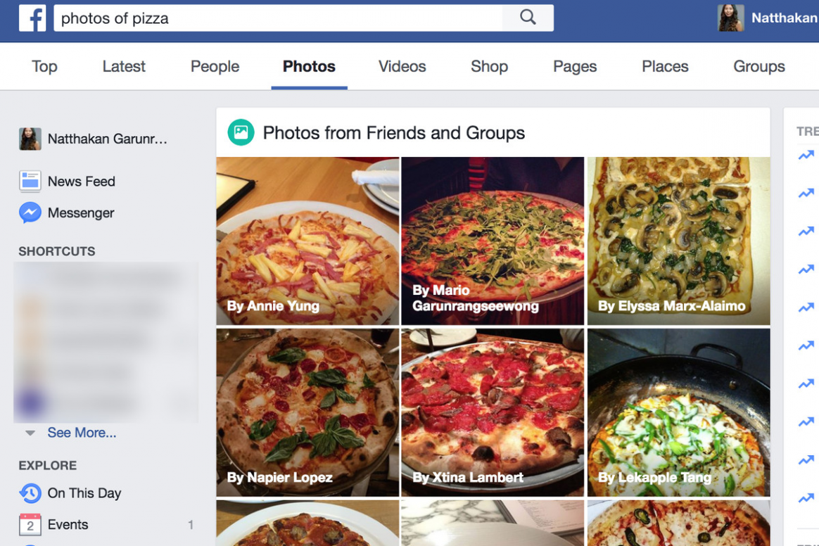 Facebook's AI Now Lets You Search For Photos By Their ..