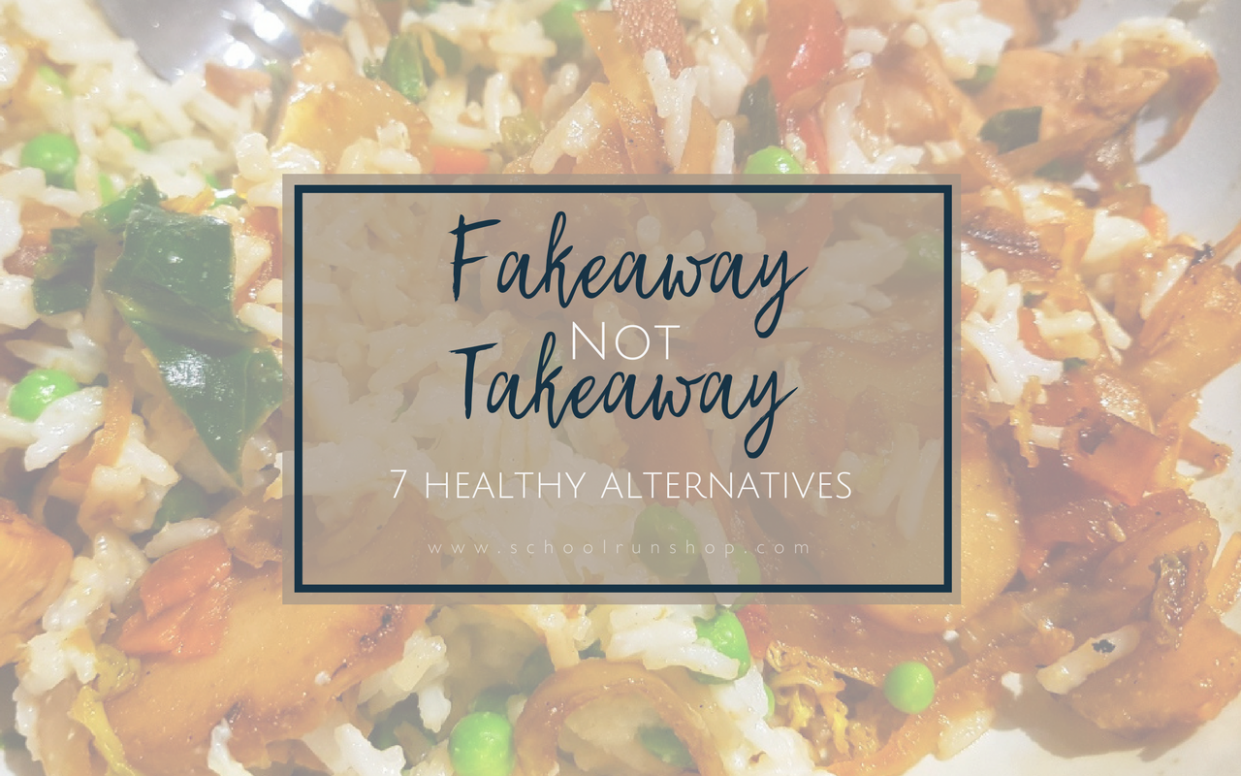 Fakeaway Not Takeaway! 14 Healthier Fast Food Alternatives ..