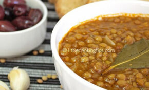 Fakes: A Traditional Greek Vegan Soup Recipe! One Of The ..