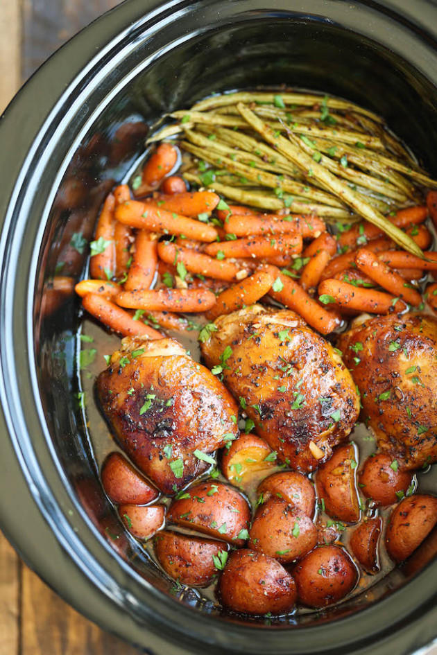 Fall Slow Cooker Recipes—Delish