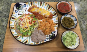 Family Dinner With Mexican Cuisine - Manjula's Kitchen ...