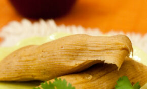 Family Friendly Fridays: Vegetarian Tamales – Recipe Vegetarian Tamales
