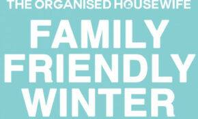Family Friendly Winter Dinner Ideas - The Organised Housewife