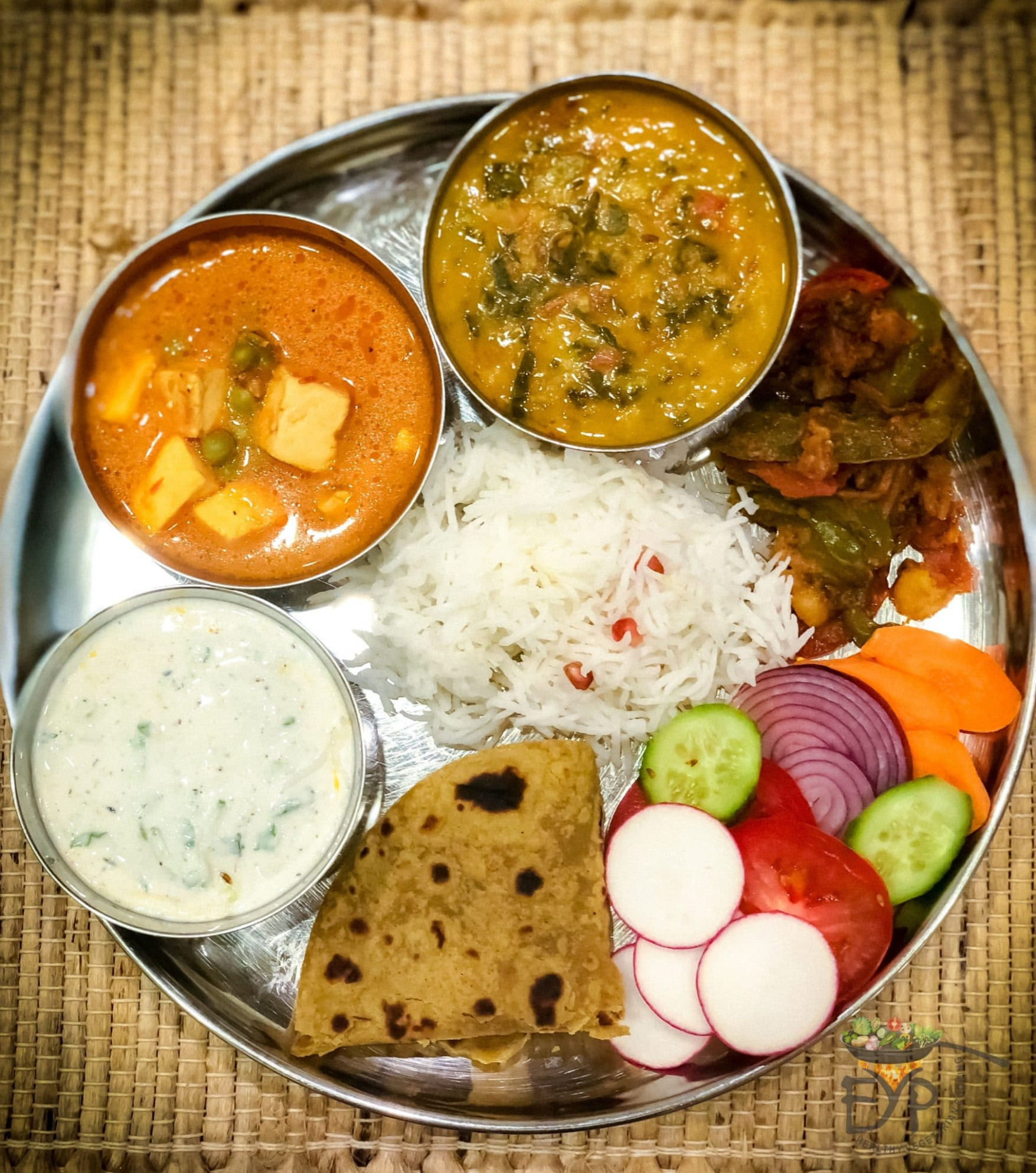 Family Meal Ideas - Quick Indian Dinner Recipes - Enhance ..