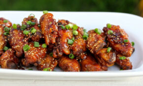 Family Recipes: Sticky Chicken Wings For A Crowd – Chicken Recipes For A Crowd
