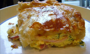 Famous New Zealand Bacon And Egg Pie Recipe – Food