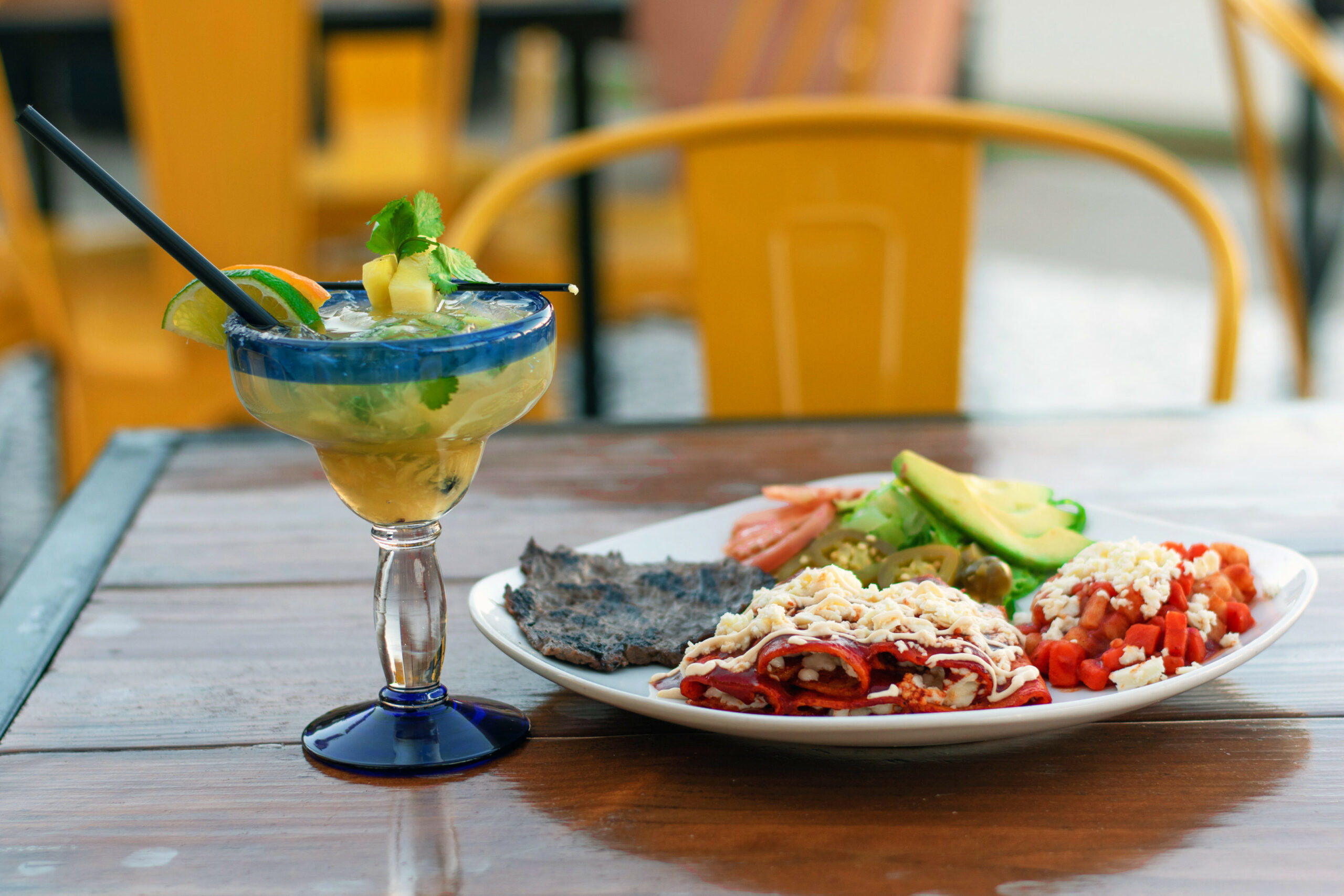 Fast Break: Margaritas And Modern Mexican At The New Blue ..