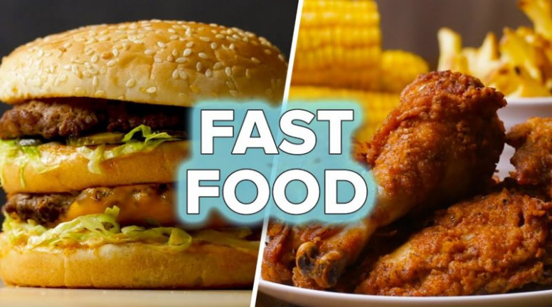 Fast Food Recipes You Can Make At Home - India Tides - food recipes you can make at home