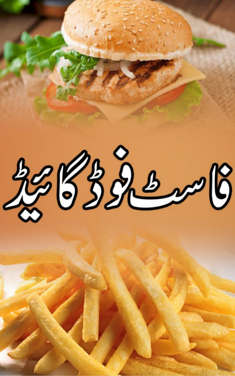 Fast Food Urdu Recipes - Pakistani Recipes In Urdu für ..