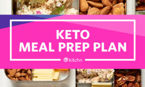 Fast Keto Meal Prep In Under 13 Hours | Kitchn – Keto Diet Food Recipes