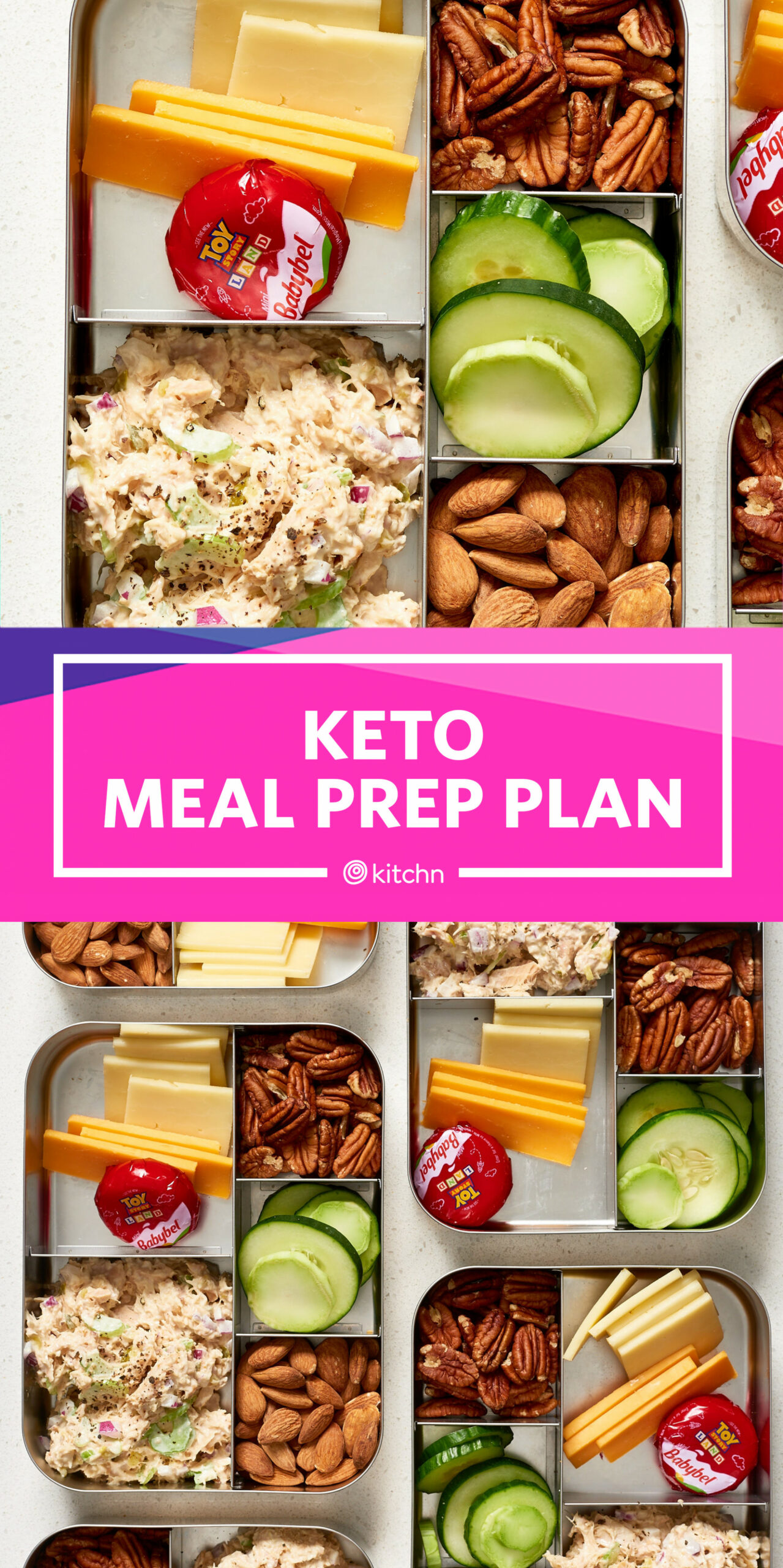 Fast Keto Meal Prep in Under 13 Hours | Kitchn - keto diet food recipes