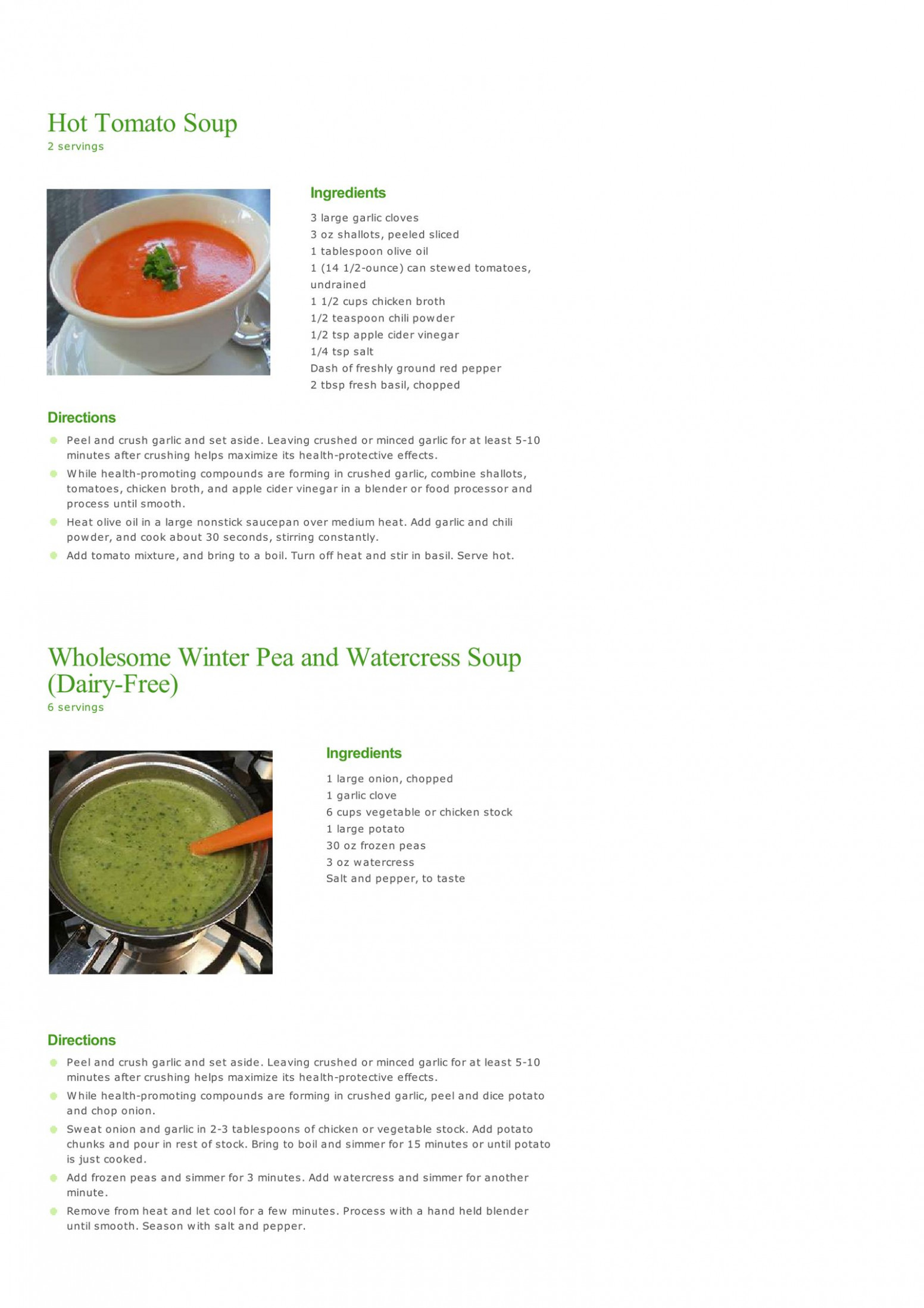 Fat Burning Soup Recipes PDF, eBook by Dr. Anna Noel Harris ..