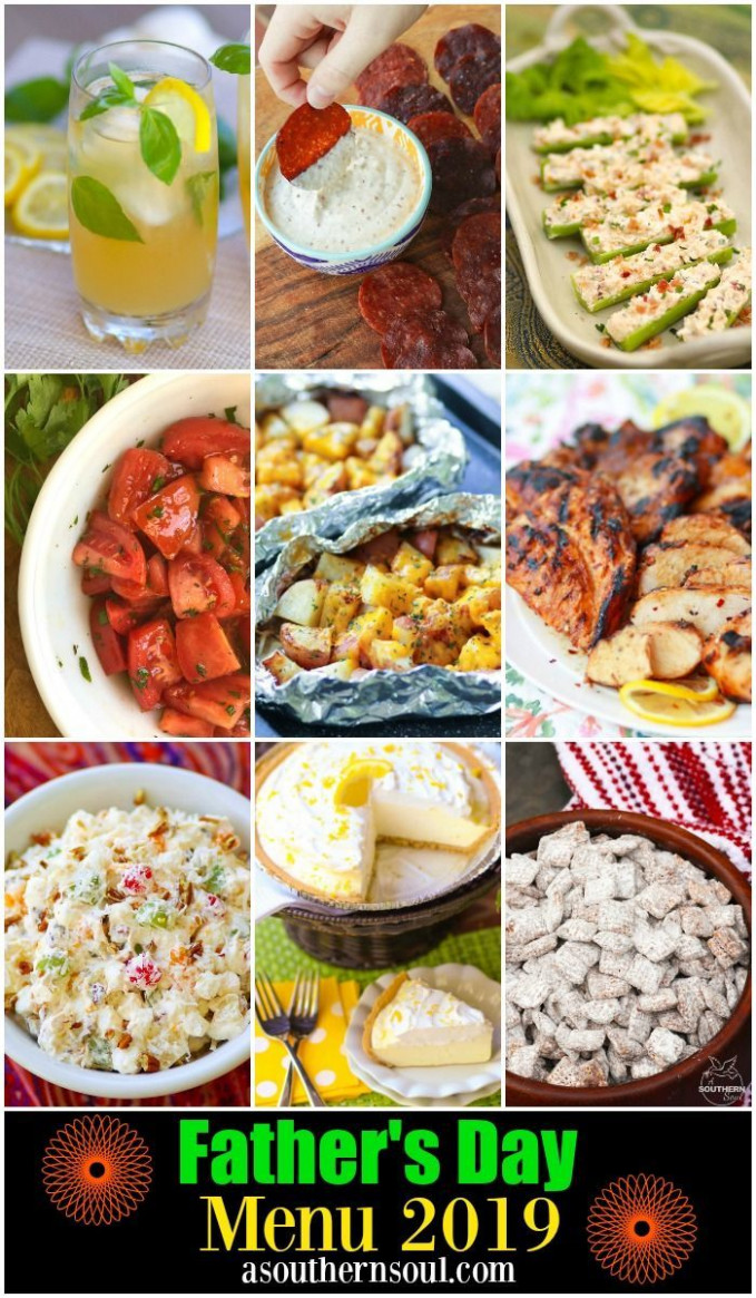 Father's Day Menu 12 | !Best Recipes On Pinterest ..