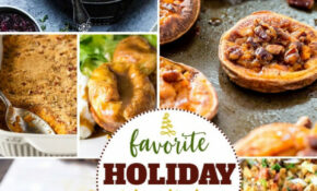 Favorite Holiday Side Dishes Everyone Will Want | TidyMom® – Recipes Christmas Dinner Side Dish