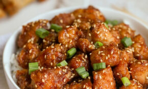 FAVORITE Honey Sesame Chicken Recipe | Lil' Luna – Chicken Recipes Video