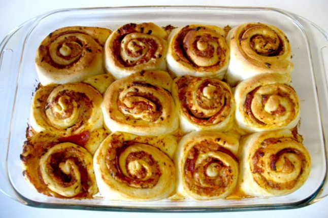 Featured Recipe: Pepperoni Rolls | The official blog of ..
