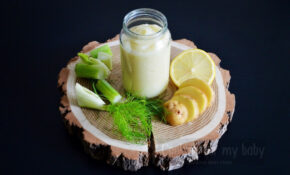 Fennel And Burbot Fish With Lemon Baby Purée Recipe (from 15 Months) – Recipes Of Baby Food