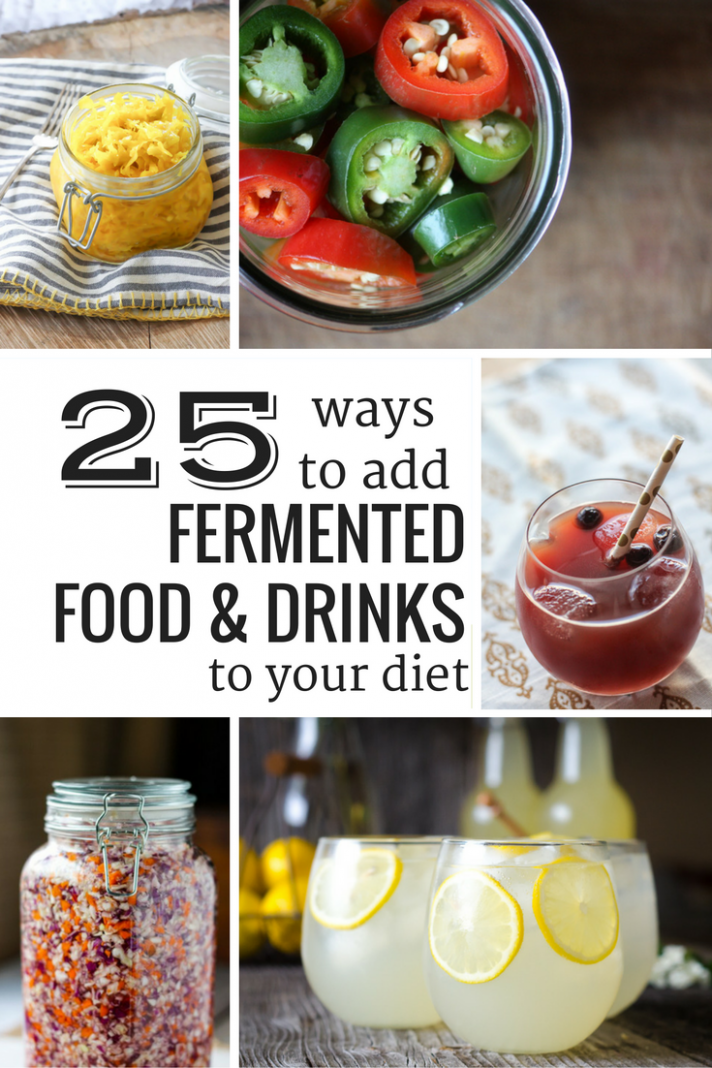 fermented food and drink recipes - The Wild Gut - food and drink recipes