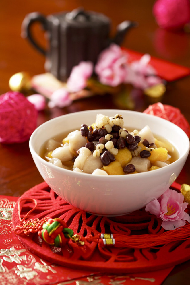 Festive Desserts Pt3 - recipes of chinese food
