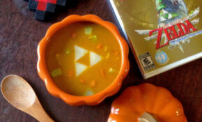 Fiction Food Café: Pumm's Pumpkin Soup | The Legend Of ..