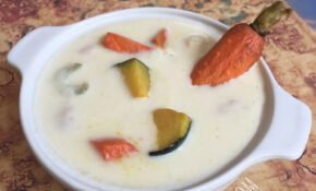 Fiction Food Café: Veggie Cream Soup | The Legend Of Zelda ..
