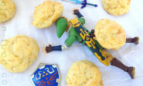 "Fiction Food Café: Cucco Puffs For ""The Legend Of Zelda"" Games – Legend Of Zelda Food Recipes"
