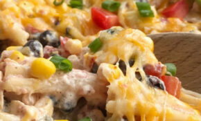 Fiesta Chicken Casserole – Recipes With Chicken For Dinner