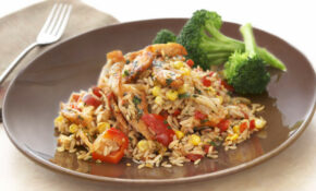 Fiesta Chicken Recipe | Rice Meals | Uncle Ben's® Rice Recipes