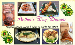 Fifty Recipes: Mother's Day All Day | HuffPost Life – Mother's Day Recipes Dinner