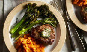 Filet Mignon For Two With Sweet Potato Mash Recipe ..