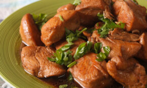 "Filipino ""Adobo"" Style Chicken – Chicken Recipes Easy Pinoy"