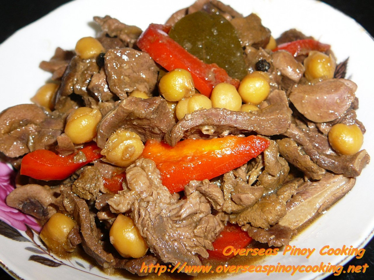 Filipino Beef Recipes [1] ~ Overseas Pinoy Cooking - filipino food recipes