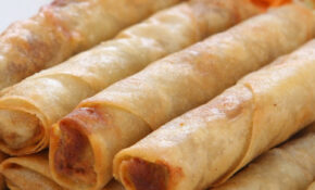 Filipino Lumpia Recipe — Dishmaps – Recipes Pinoy Food