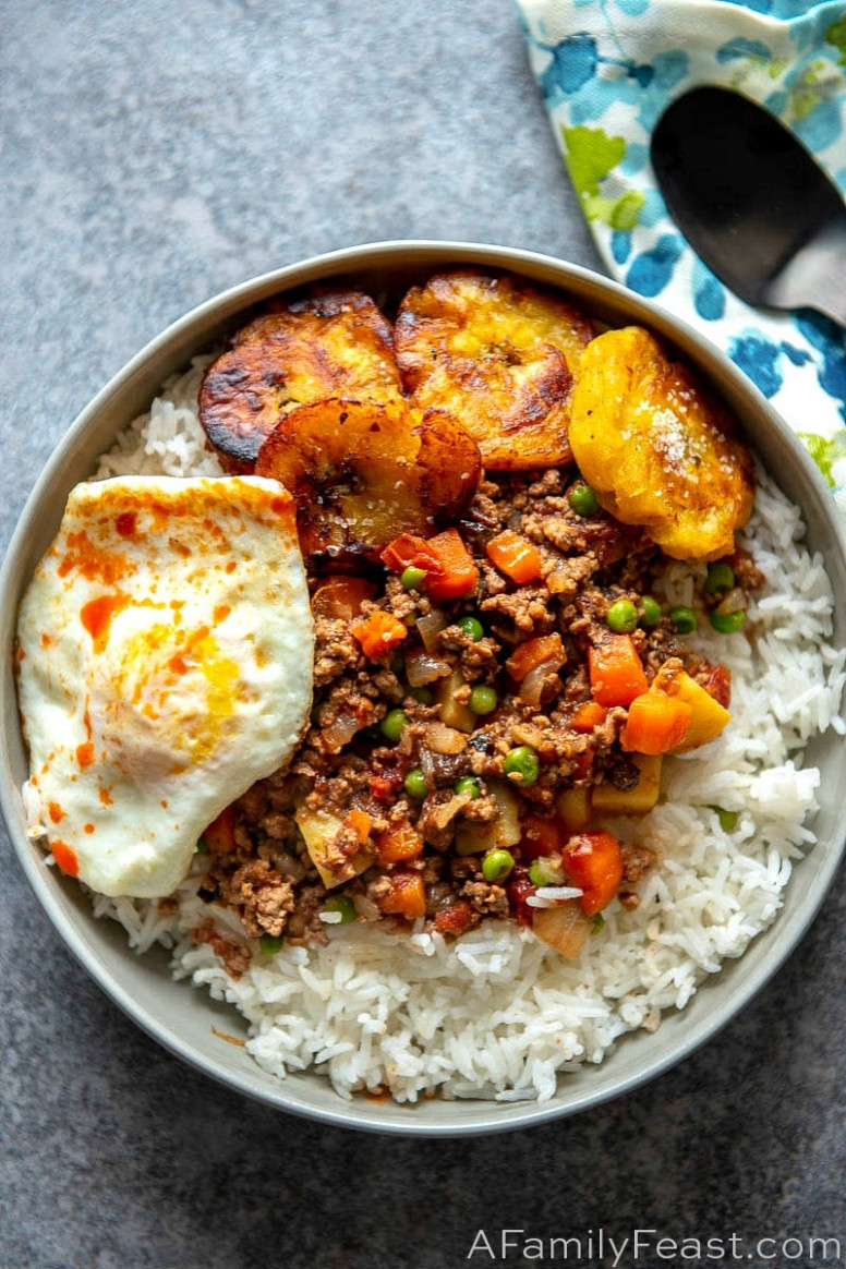 Filipino Picadillo - A Family Feast® - filipino food recipes with pictures and procedures