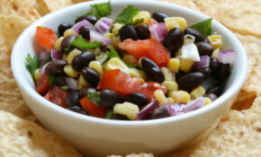 Finger Lickin' Black Beans Recipe | SparkRecipes – Low Cholesterol Recipes Dinner