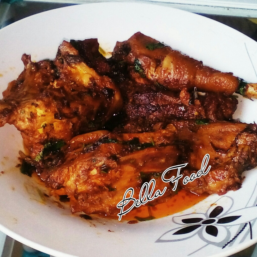 Fingerlicking Wet Fry Kienyeji Chicken Recipe, Kenya Food ..