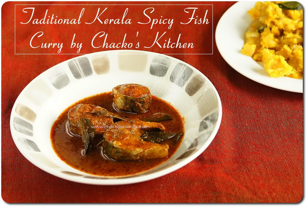 Fish Curry - Food Recipes Kerala Style