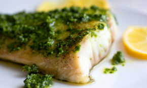 Fish Fillet With Chermoula – Chicken Recipes Pinterest