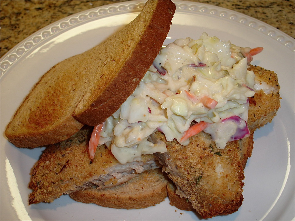 Fish Reuben - Healthy Recipes To Gain Weight