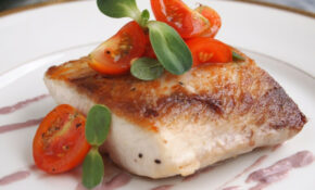 Fish With Black Olive Sauce – A Dish For Good Friday ..