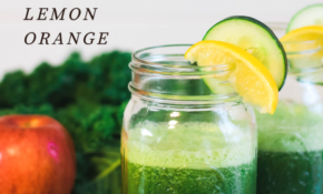 Fit & Healthy Jucie Recipe, Green Juice Kale Juice Detox ...