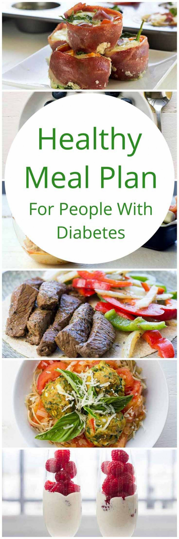 Fit With Diabetes Meal Plan #5 | Your Favorite Healthy ..