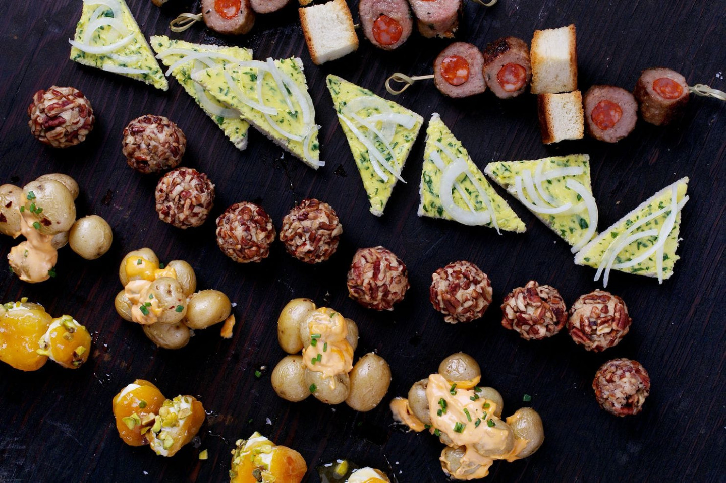 Five 11 Minute Recipes That Add Up To A Four Star New Year's ..