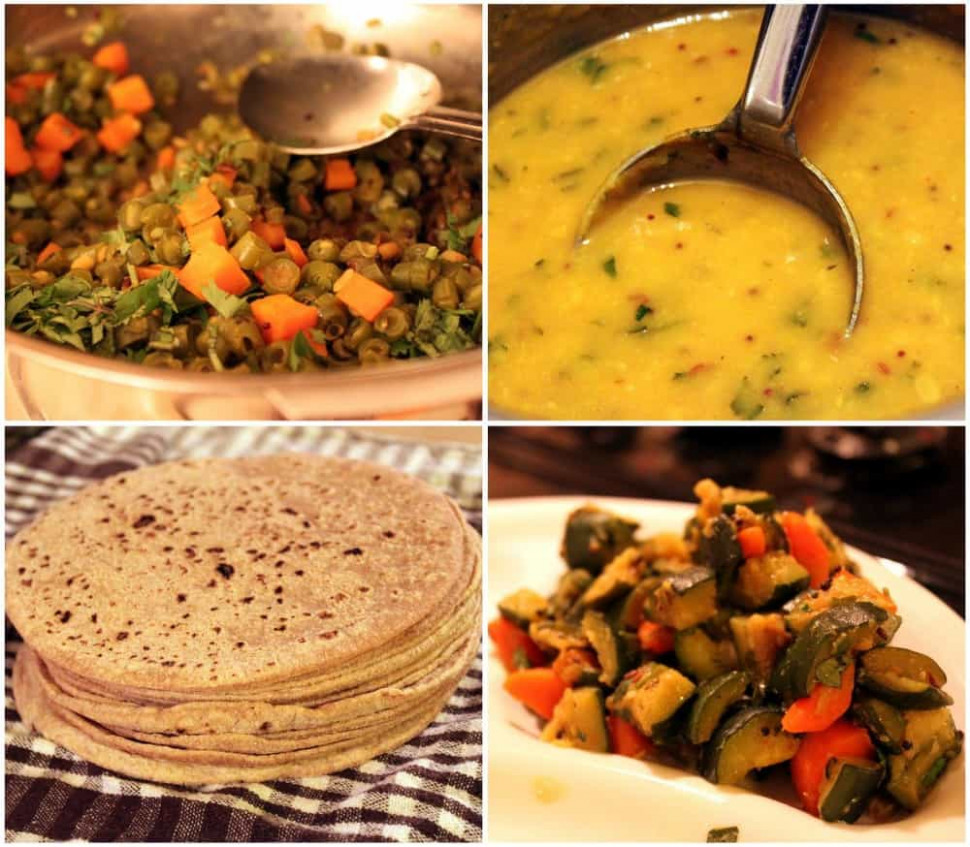 Five Easy, Healthy, Flavorful Indian Recipes - The Picky Eater - indian food recipes with pictures
